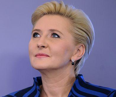 Agata Duda oczami Krzysztofa Gojdzia.