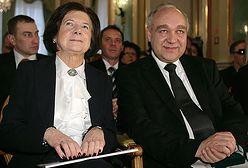 Maria Kaczyńska i prof. Zbigniew Religa odznaczeni