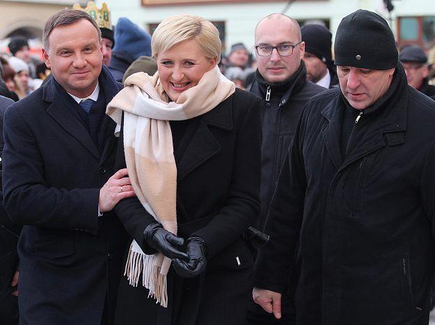 Ponad 200 tys. zł dla WOŚP dzięki parze prezydenckiej