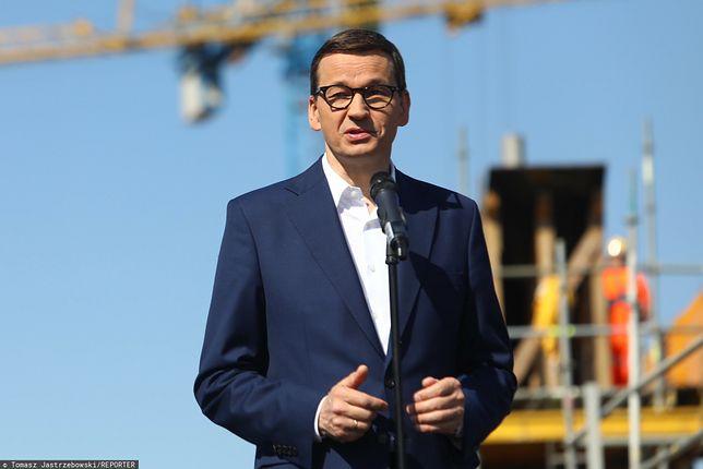 Mateusz Morawiecki skomentował słowa Baracka Obamy o Polsce