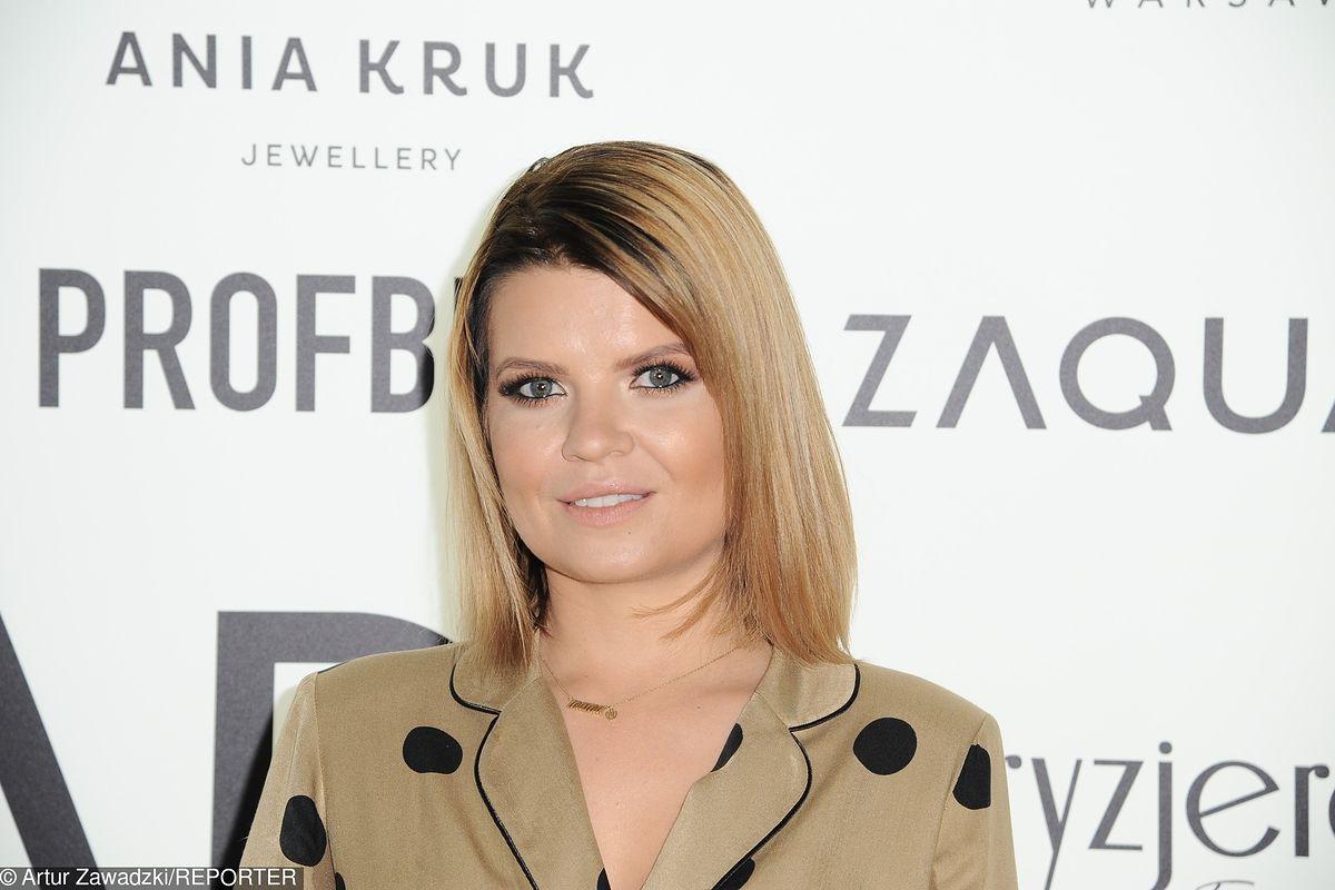 Marta Manowska pokazała się w odważnej stylizacji. Promuje swoją biżuterię
