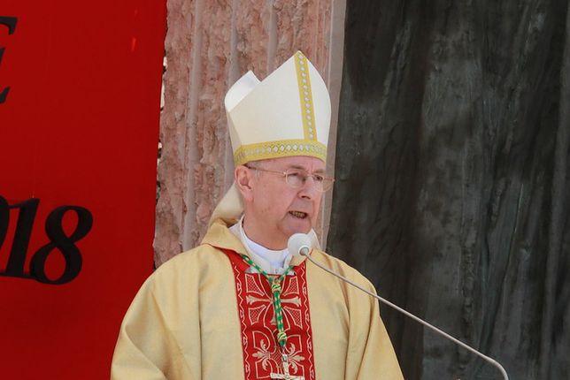 Susza 2020. Abp. Stanisław Gądecki często zabiera głos w sprawach dotyczących wiernych