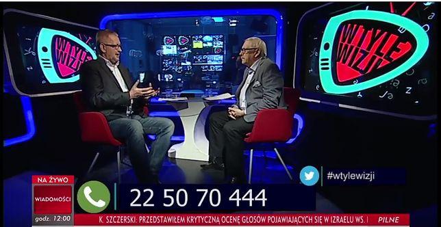 Kontrowersyjne odcinki programów TVP Info o Żydach. Jest postępowanie prokuratury