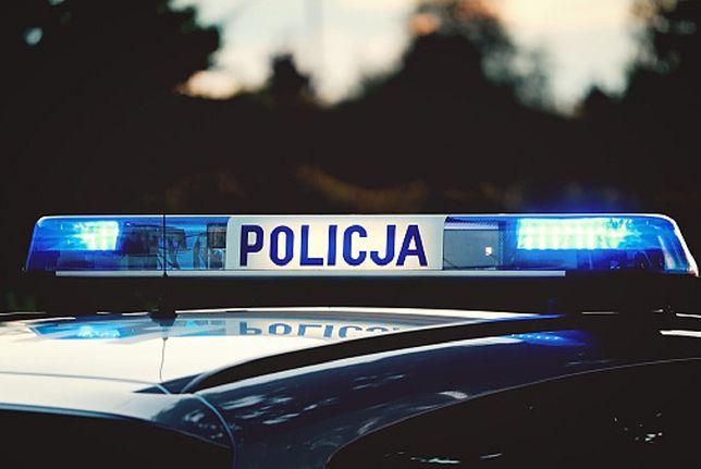 Tragedia na DK8 na Podlasiu. Nie żyje jedna osoba