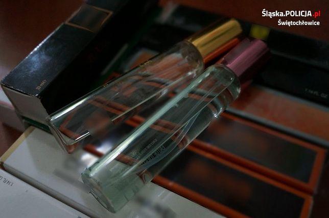 Śląskie. 24-letnia mieszkanka Chorzowa oferowała w sieci flakony perfum z podrobionymi znakami towarowymi znanych marek.
