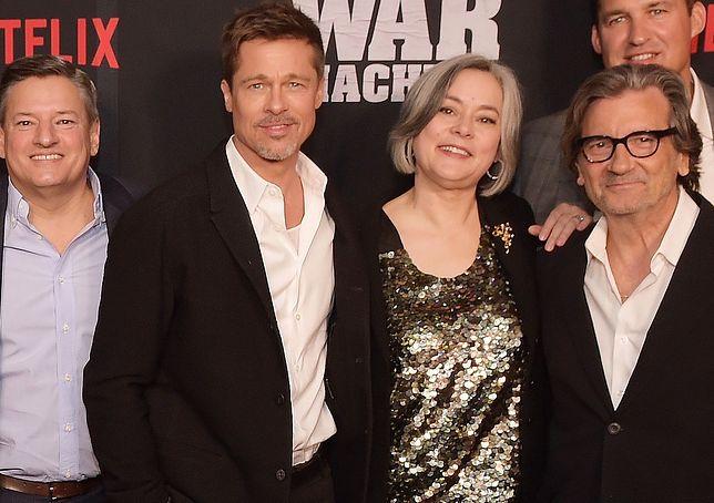 Meg Tilly powróciła po latach, by zagrać żonę Brada Pitta. Aktora opowiedziała o powrocie do Hollywood