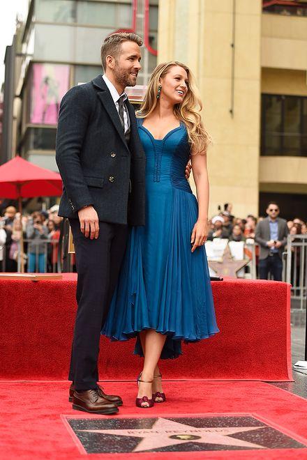 Ryan Reynolds i Blake Lively - najbardziej stylowa para Hollywood