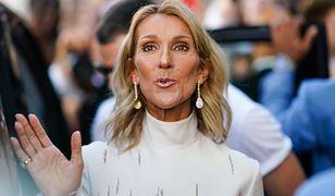 Celine Dion ma za sobą ciężki okres