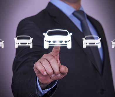 Rejestracja samochodu online