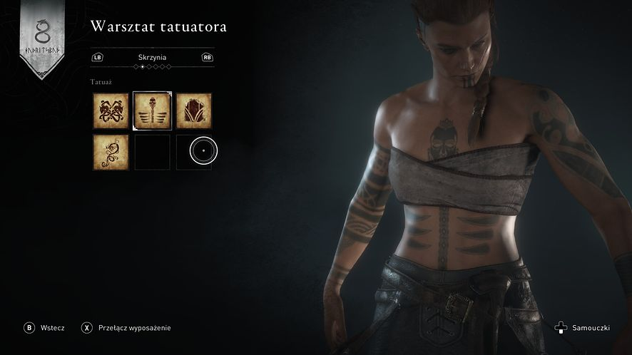Assassin's Creed Valhalla - polskie tłumaczenie