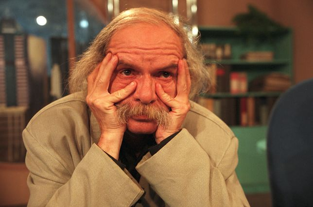 Bogdan Smoleń jest legendą polskiego kabaretu