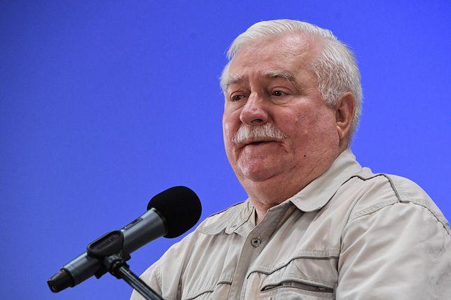 Lech Wałęsa o Koalicji Europejskiej