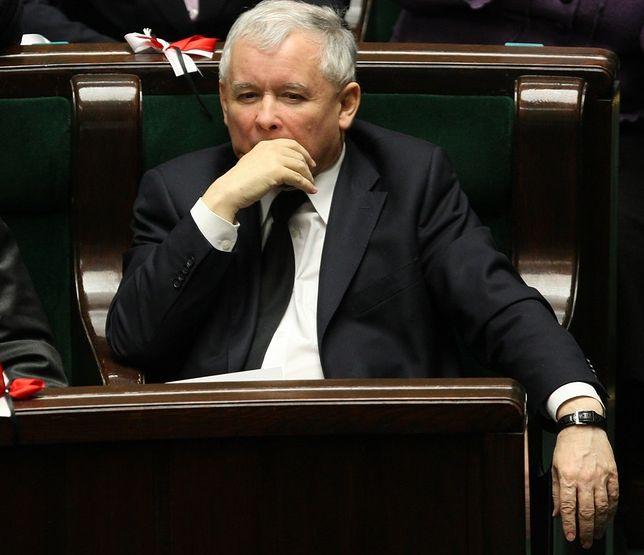 Jarosław Kaczyński podjął decyzję ws. senatora