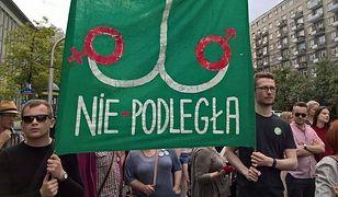Działacze Partii Zielonych odpowiedzą za znieważenie symbolu Polski Walczącej