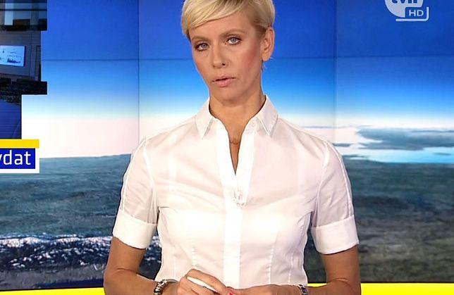 """Anita Werner poprowadzi specjalne, urodzinowe wydanie """"Faktów"""" w TVN"""