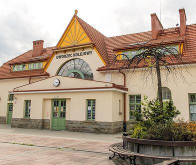 Dworzec kolejowy Rabka-Zdrój
