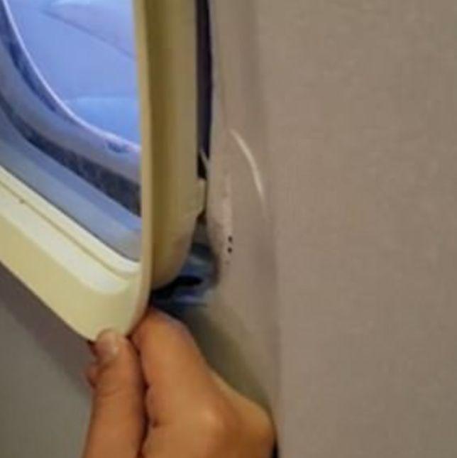 """""""Czy powinienem się martwić?"""" - pytał pasażer."""