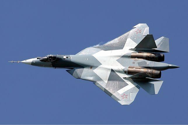 Su-57 miał być dumą rosyjskiego lotnictwa, a tymczasem Rosja odchodzi od projektu