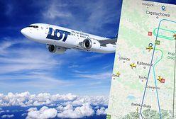 """Kłopoty samolotu LOT do Macedonii. Pilot musiał lądować. """"To rzadki incydent"""""""