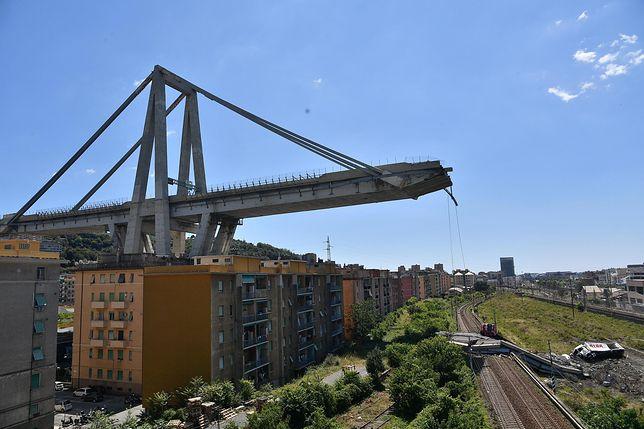 Kto winnym tragedii w Genui? Oskarżenia padają na partię rządzącą