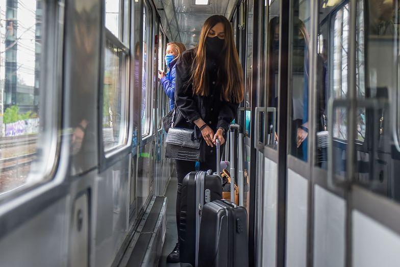 Duże problemy pasażerów PKP