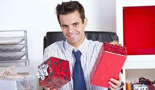 Świąteczne prezenty od pracodawców