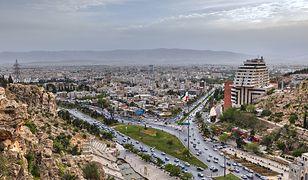 Irańska wiza w paszporcie