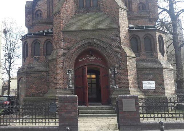 Kościół Ewangelicko-Metodystyczny w Poznaniu.