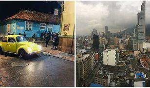 Bogota robi wrażenie niezależnie od pory dnia