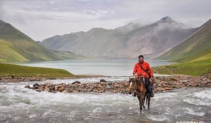Jakub Czajkowski, geograf i podróżnik, który organizuje i pilotuje wyprawy przygodowe, trekkingowe, konne i rowerowe w różne miejsca na Ziemi