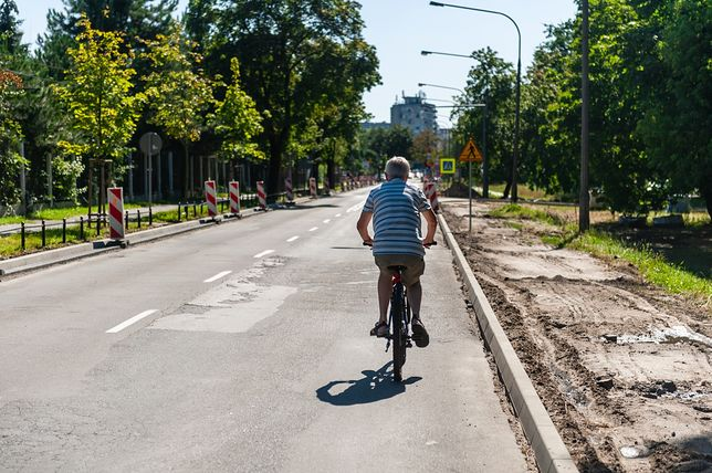 Warszawa. Zmiany na ulicy Potockiej. Będzie bezpieczniej