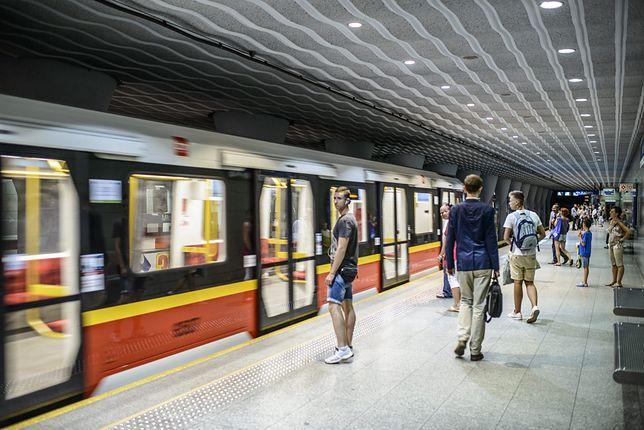Metro Warszawskie. Rusza kolejny etap konkursu na nazwę dla podziemnej kolejki