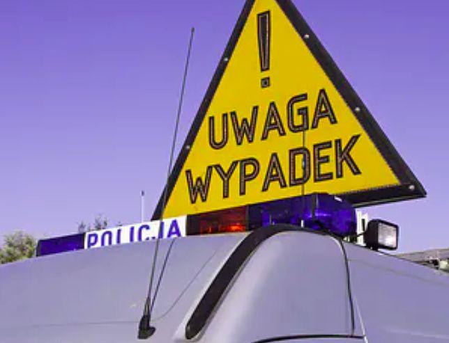 Warszawa. We wtorkowym karambolu na S8, na wysokości ulicy Broniewskiego, uczestniczyło sześć pojazdów