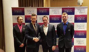 W 2017 r. 8,1 mln pasażerów wybrało podróże z Wizz Air na trasach w polskiej siatce połączeń