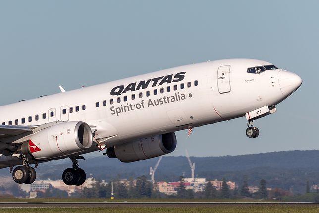Linie Qantas nieprzerwanie od 98 lat przewożą pasażerów