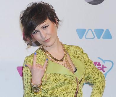 Justyna Kozłowska w 2012 roku