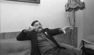 """Lech Wałęsa był liderem """"Solidarności"""" w latach 1980-1991"""