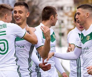 Piłkarze drugiej drużyny Śląska Wrocław awansowali do 2. ligi
