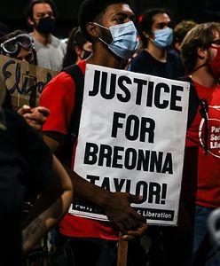 USA. Trwają protesty po śmierci Breonny Taylor. Doszło do strzelaniny