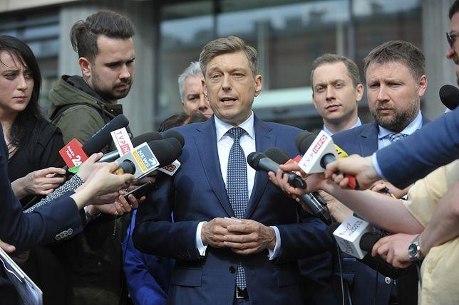Posłowie PO chcą od Jarosława Kaczyńskiego wyjaśnień ws. korespondencji z Emilią