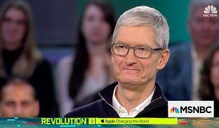 Można powiedzieć, że Apple kopie leżącego.