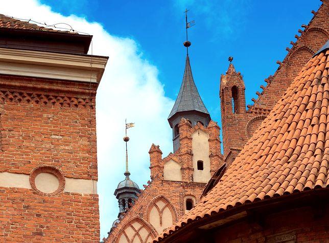 Historyczne budowle Warmii i Mazur