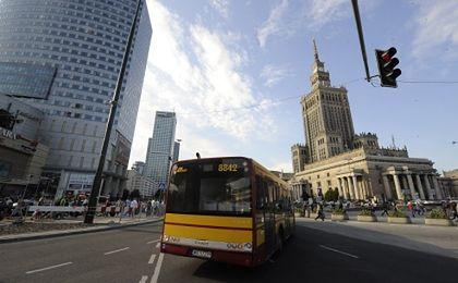 Warszawa jak Madryt? Turyści szturmują stolicę