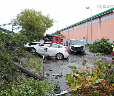 Policja w Katowicach poszukuje świadków wypadku