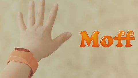 Moff – zamień wszystko w zabawkę