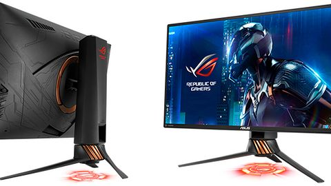 ASUS ROG prezentuje monitor gamingowy Swift PG258Q z NVIDIA SYNC