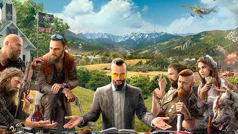 Far Cry 5: w lutym 2018 roku postrzelamy do amerykańskich fanatyków