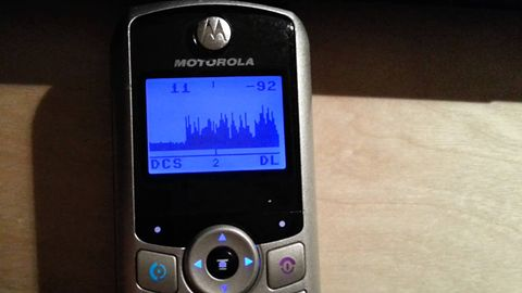 GSMem: wystarczy stara komórka, by wykraść dane z odciętego od Internetu komputera