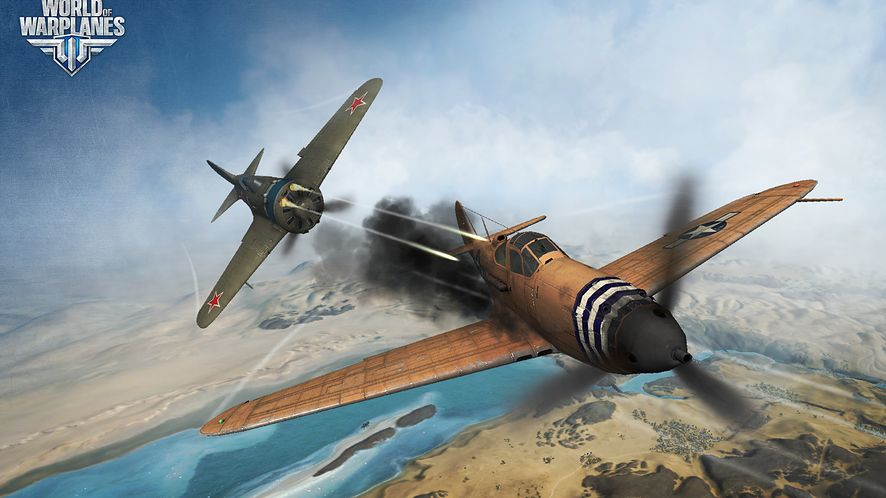 World of Warplanes na weekend