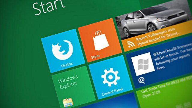 Projektant Windows 8: Modern nie jest dla zaawansowanych, czekajcie na Windows 9